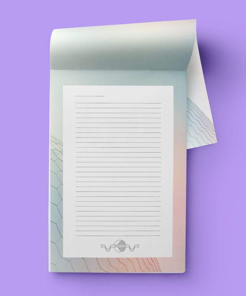 stationary-Notepad