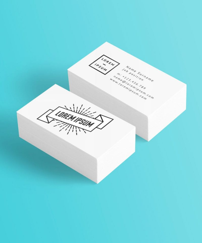 100-recycled-business-cards